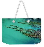 Seaweed Patterns Weekender Tote Bag
