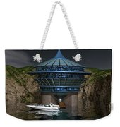 Secluded Condo On The Water Weekender Tote Bag