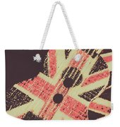 Second British Invasion Weekender Tote Bag