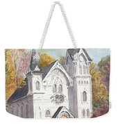 Second Congregational Church Weekender Tote Bag