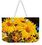 Flowers - Second Life Weekender Tote Bag