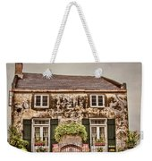 Second Story Cottage Weekender Tote Bag