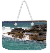 Secret Beach Weekender Tote Bag