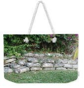 Secret Block Wall Weekender Tote Bag