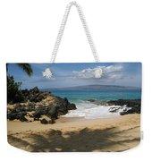Secret Cove Weekender Tote Bag