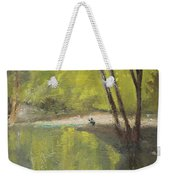 Secret Cove Weekender Tote Bag