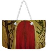 Secret Door Weekender Tote Bag