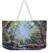 Secret In The Forest Weekender Tote Bag