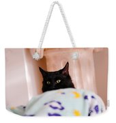 Secret Mission For Catnip Weekender Tote Bag