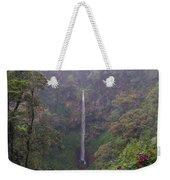 Secret Waterfall Weekender Tote Bag