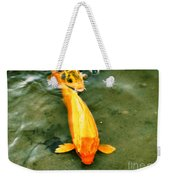 Secrets Of The Wild Koi 11 Weekender Tote Bag