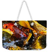 Secrets Of The Wild Koi 2 Weekender Tote Bag