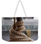 Secured Coils Weekender Tote Bag