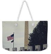 Securing Freedom Weekender Tote Bag