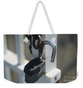 Security Weekender Tote Bag