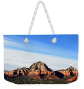 Sedona Afternoon Weekender Tote Bag