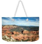 Sedona, Arizona Weekender Tote Bag