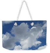 Sedona Heart Cloud Weekender Tote Bag
