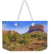 Sedona Landscape - 1 - Arizona Weekender Tote Bag