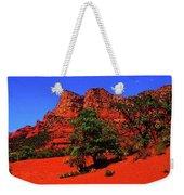 Sedona Red Rock Weekender Tote Bag