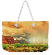 Sedona Storm, Sedona, Arizona Weekender Tote Bag