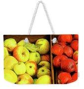 See Canyon Apples Weekender Tote Bag
