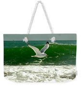 See Gull Weekender Tote Bag