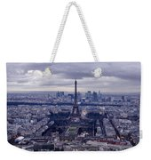 See Paris As Birds Do Weekender Tote Bag