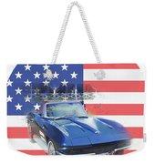 See The Usa Weekender Tote Bag