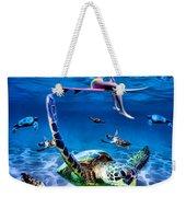 See Turtles Weekender Tote Bag