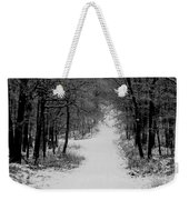 See Where It Leads. Weekender Tote Bag
