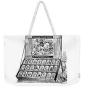 Seed Bank Weekender Tote Bag