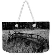 Seed Sowing Machine Weekender Tote Bag