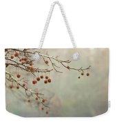 Seeds Of Fall Weekender Tote Bag