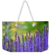 Seeing Purple Weekender Tote Bag