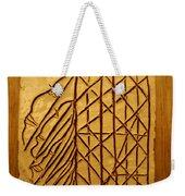 Seeking - Tile Weekender Tote Bag