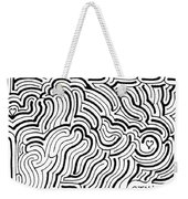 Seeking Weekender Tote Bag