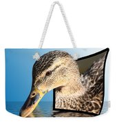 Seeking Water Weekender Tote Bag