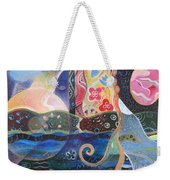 Seeking Wisdom Weekender Tote Bag