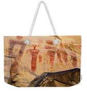 Sego Petroglyphs Utah 3 Weekender Tote Bag