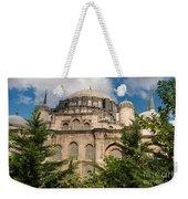 Sehzade Mosque Weekender Tote Bag