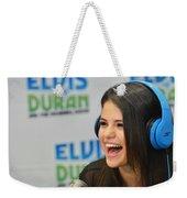 Selena Gomez Weekender Tote Bag