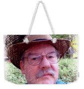 Self Portrait 101516 1a Weekender Tote Bag