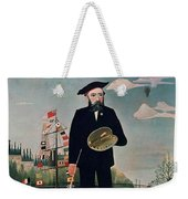 Self Portrait From Lile Saint Louis Weekender Tote Bag