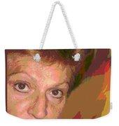 self portrait IV Weekender Tote Bag