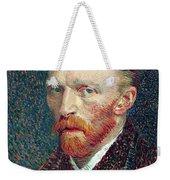 Self Portrait Vincent Van Gogh Weekender Tote Bag