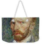 Self-portrait Weekender Tote Bag by Vincent Van Gogh