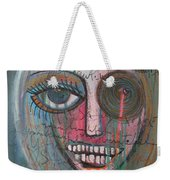 Self Portrait  Youre Beautiful Weekender Tote Bag