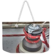Self Tailing Weekender Tote Bag