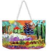 Sellersville Sunset Weekender Tote Bag